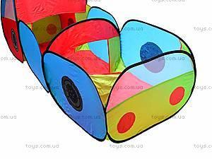 Детская палатка «Автобус», A999-27, игрушки