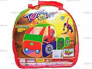 Детская палатка «Автобус», A999-27, детские игрушки
