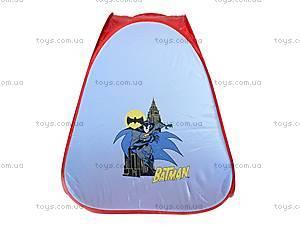 Детская палатка «Бетмен», 889-35В, купить