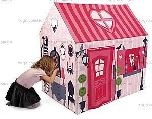 Детская палатка-домик для девочек, J03257, купить
