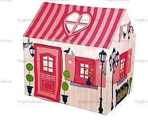 Детская палатка-домик для девочек, J03257