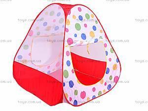 Детская палатка походная, 889-18B
