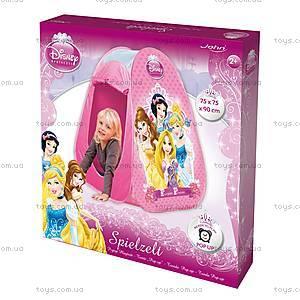 Детская палатка «Принцессы», лицензия, JN73144, купить