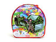 Детская палатка с переходом, A999-146, toys