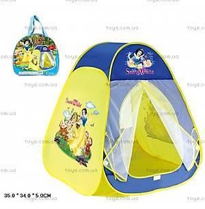 Детская палатка Show White, 814S, купить