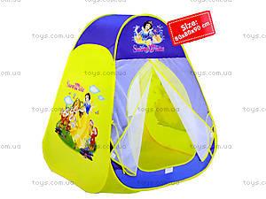 Детская палатка Show White, 814S, отзывы