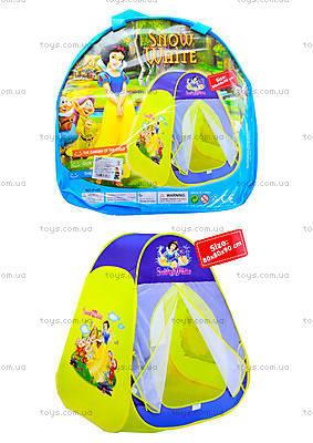 Детская палатка Show White, 814S