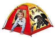 Детская палатка-тент «Как приручить дракона», лицензия, JN76104