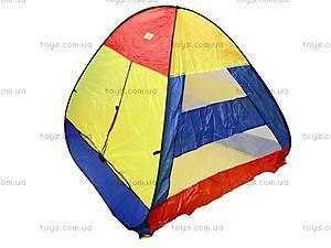 Детская палатка в чехле, 8073, фото