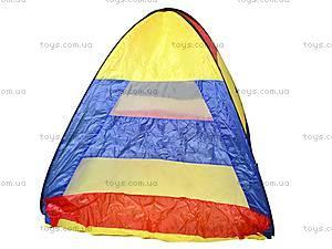 Детская палатка в чехле, 8073, отзывы