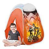 Детская палатка «Звездные войны», JN71342, интернет магазин22 игрушки Украина
