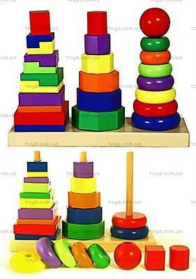 Детская парамидка Viga Toys, 50567