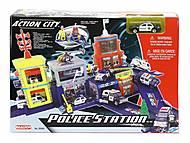 Детская парковка «Полицейский участок», 28360, купить