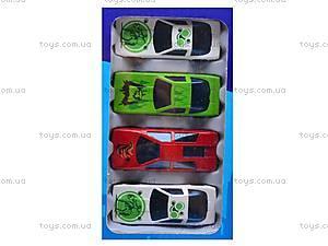 Детская парковка с машинками, S658-4, отзывы