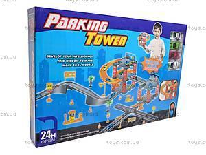 Детская парковка с машинками, S658-4, цена