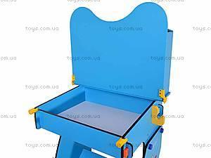 Детская парта со стулом, W073, купить