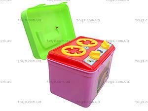 Детская печка с посудой, 1004, игрушки