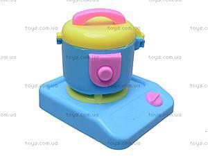 Детская плита с посудой, 782-2, отзывы