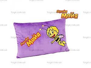 Детская подушка Пчелка Майя,