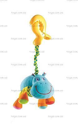 Детская погремушка «Бегемотик Гари», 1106100458
