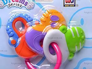 Детская погремушка Dreams, WD3310, фото