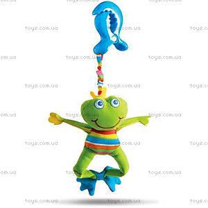 Детская погремушка «Лягушка Френки», 1106400458