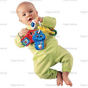 Детская погремушка «Музыкальные ключи», 74123, фото