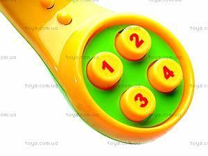 Детская погремушка, со звуком, 09081, цена