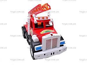Детская пожарная машина, 004, цена