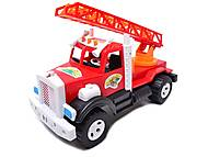 Детская пожарная машина, 004, фото