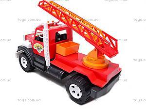 Детская пожарная машина, 004, игрушки