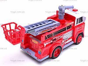 Детская пожарная машинка Fire Control, R216, купить