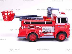 Детская пожарная машинка Fire Control, R216, фото