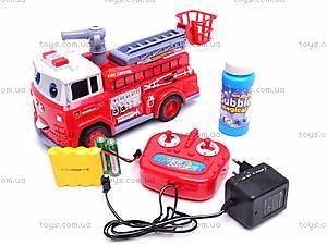 Детская пожарная машинка Fire Control, R216
