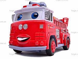 Детская пожарная машинка Fire Control, R216, цена