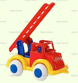 Детская пожарная машинка малая, 1231