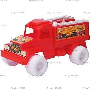 Детская пожарная машина «Буран», 5163