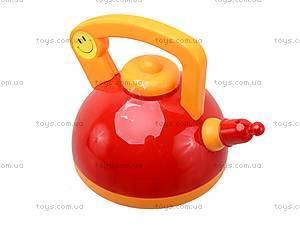 Игрушечный чайник «Юная хозяюшка», 0482, цена