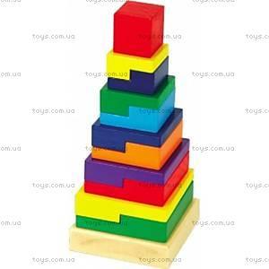 Детская пирамидка для малышей, Д007у
