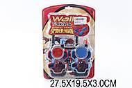 Детская рация для игры «Спайдермен», 178-18C, toys