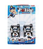 """Детская рация """"Полиция"""", TD-70-2-4-6, отзывы"""