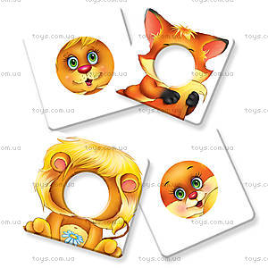 Детская развивающая игра «Что за зверь», VT1306-05, фото