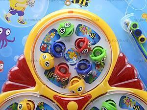 Детская развивающая игра «Рыбалка», 0207, купить