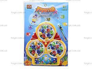 Детская развивающая игра «Рыбалка», 0207, отзывы