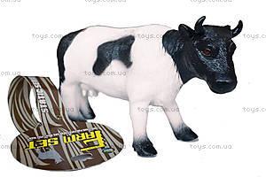 Детская резиновая корова, 3422B