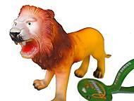 Детская резиновый лев, 3420C, фото