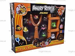 Детская рогатка «Angry Birds», X6