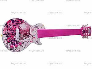 Детская рок-гитара, 841-14