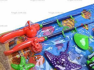 Детская рыбалка, 2 удочки, M0044, игрушки