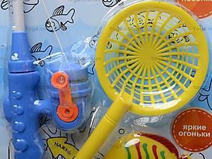 Детская рыбалка с сачком, SFY-6601, цена